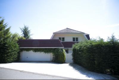 Vue: Vue Villa depuis la rue, STERNENBERG - 20 minutes de Mulhouse, 5 minutes A36