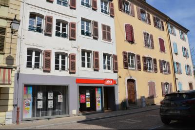 ALTKIRCH GRAND RUE LOCAL COMMERCIAL EXCEPTIONNEL