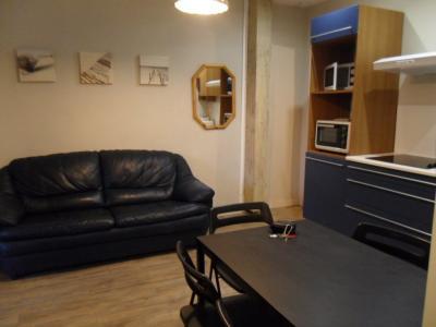 VIEUX BOUCAU - Appartement T2 meublé - 26m²