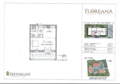 VIEUX BOUCAU - Appartement 34,10 m²