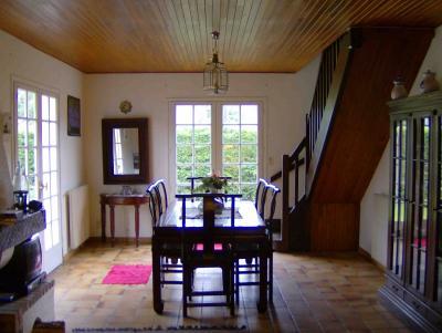 VIEUX BOUCAU - Maison 117m² - 5 pièces