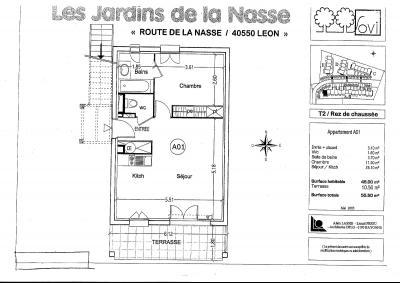 LÉON - Appartement 45 m²