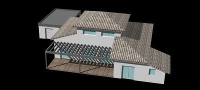 SOUSTONS, Maison Neuve 200 m² - 6 pièces