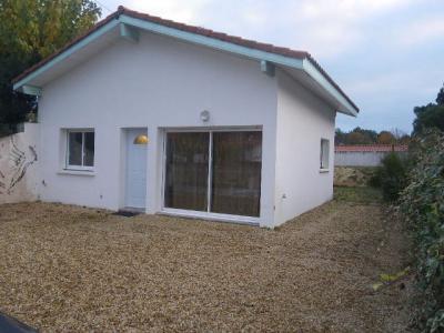 Vente VIEUX BOUCAU LES BAINS, Maison T2 + Mezzanine 46.32 m²
