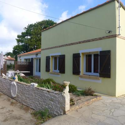 SAINTE-MARIE - Maison de plain-pied entre campagne et mer