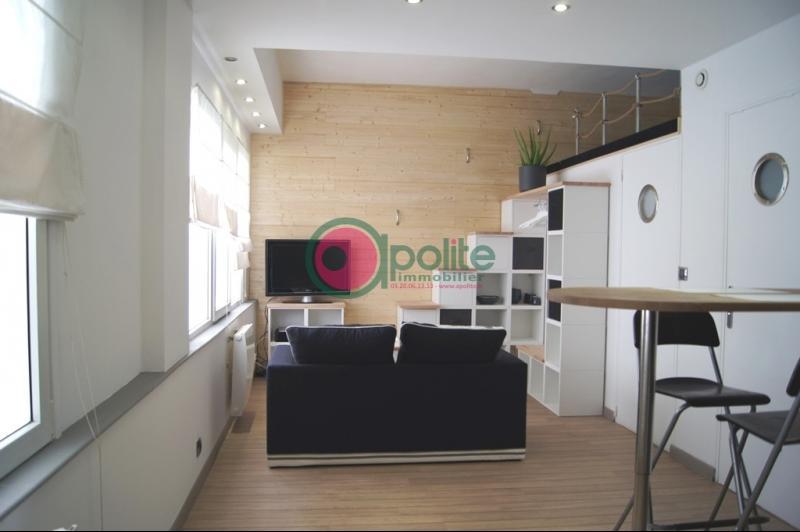 MARCQ-EN-BAROEUL Buisson, Studio 28 m²