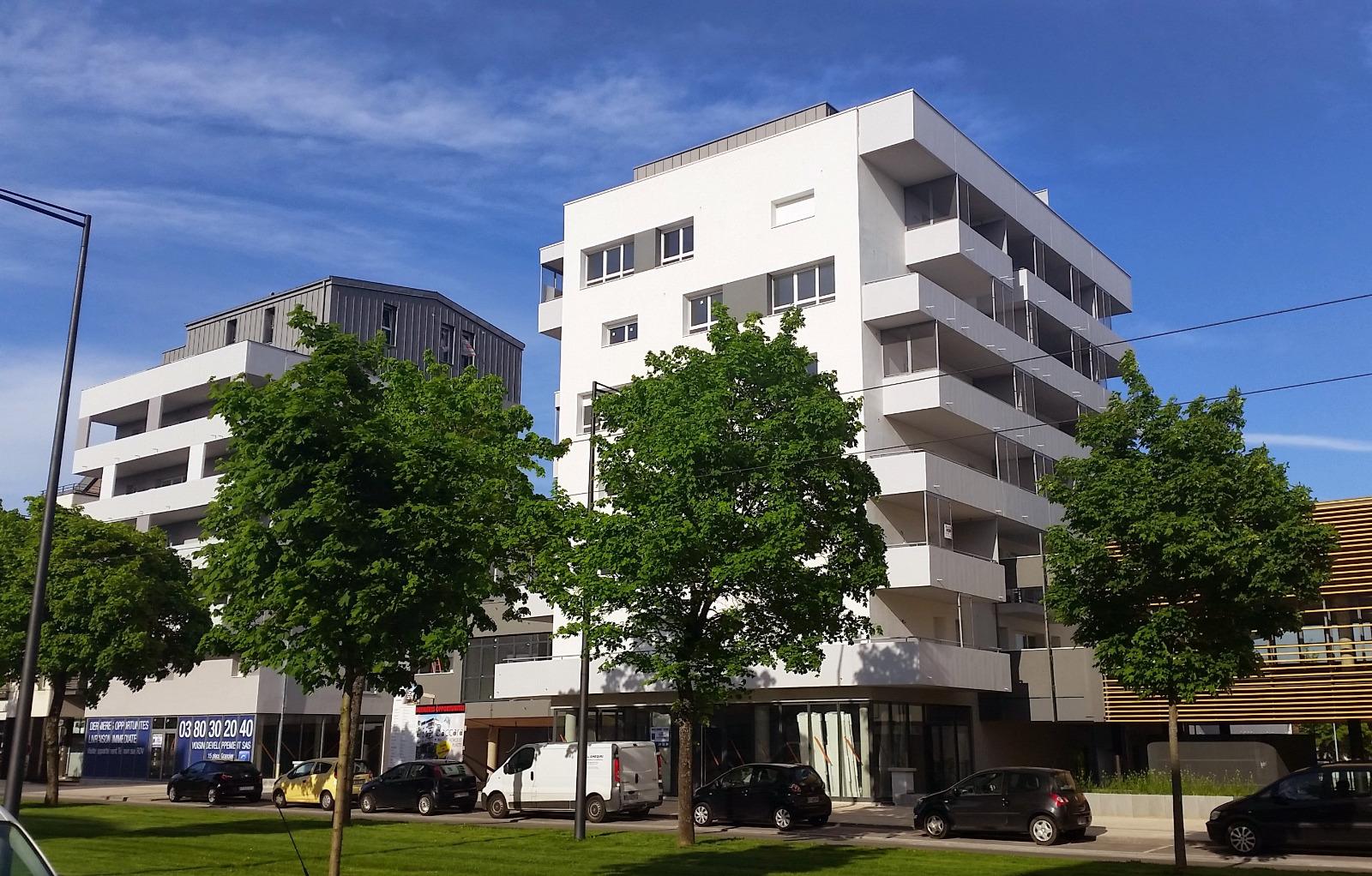 location bureaux dijon 129 m de bureaux louer dans immeuble neuf bbc avenue de langres. Black Bedroom Furniture Sets. Home Design Ideas