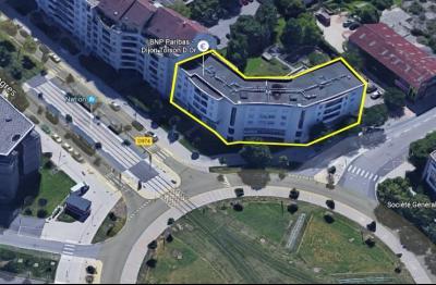 39 m² de bureaux à louer - Rond Point de la Nation - Dijon Nord