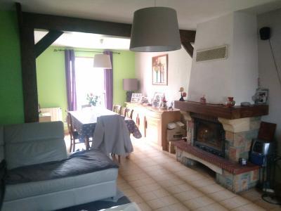 ST NOLFF/8min VANNES, maison 1985 traditionnelle de 90m² habitables et terrain 867m².