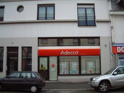 Local commercial en centre ville de Lorient