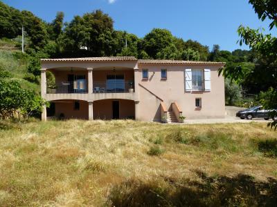 Maison 4 pièce(s)  de 131 m² env. Agence du sacré coeur, Corse du sud, immobilier Ajaccio