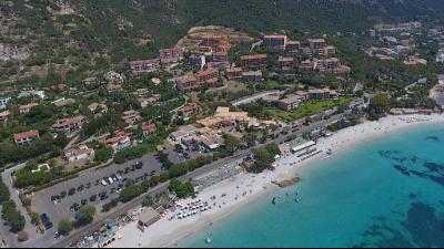 Appartement 2 pièce(s)  de 52 m² env. Agence du sacré coeur, Corse du sud, immobilier Ajaccio