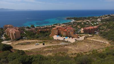 Appartement 2 pièce(s)  de 43 m² env. Agence du sacré coeur, Corse du sud, immobilier Ajaccio