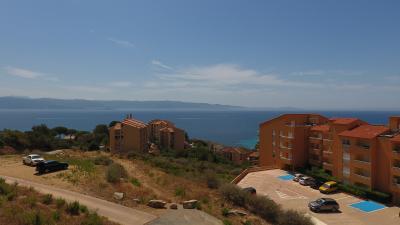 Appartement 2 pièce(s)  de 42 m² env. Agence du sacré coeur, Corse du sud, immobilier Ajaccio