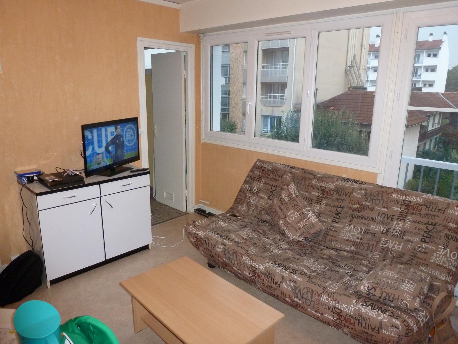 Exclusivite pau vendre studio lou - Vendre appartement loue ...
