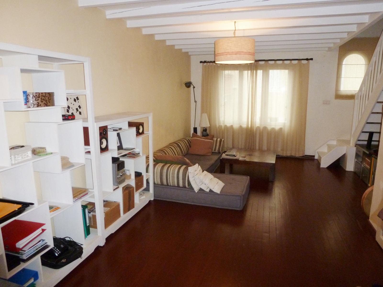 Pau centre ville atypique t4 duplex garage et cour priv e for Duplex appartement atypique