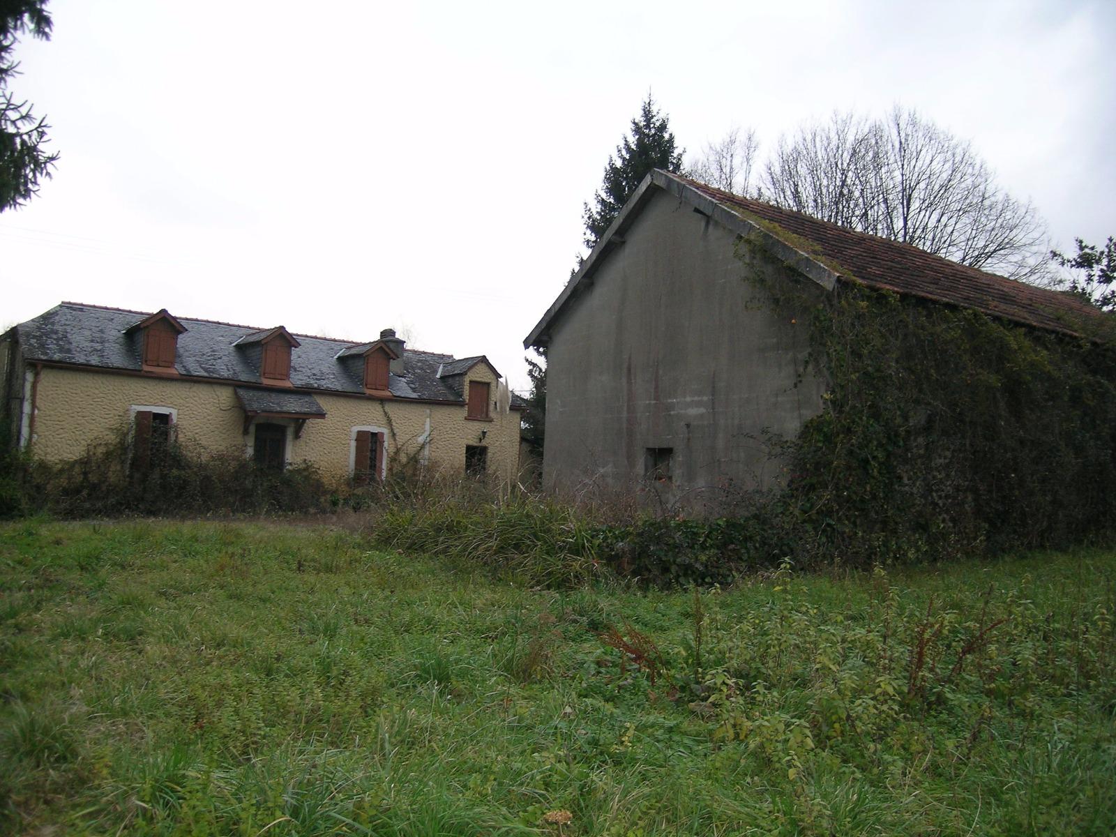Secteur morlaas vendre maison r nover avec grange - Agence tcl grange blanche horaire ...