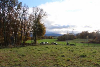 Vue: Proche NAY - Vente terrain 2180 m², Proche NAY - Vente Terrain non viabilisé - Secteur Magnifique - Belle Vue