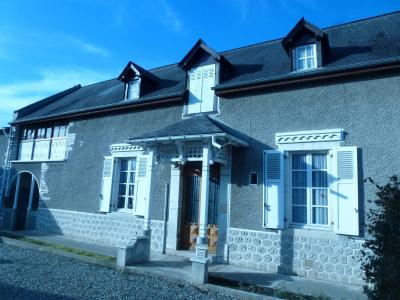 BORDES - Vente 2 maisons - 210 m² habitables - Jardin - Dépendances Agence immobilière Libre-Immo, Pyrénées-Atlantiques, à Nay et Pau