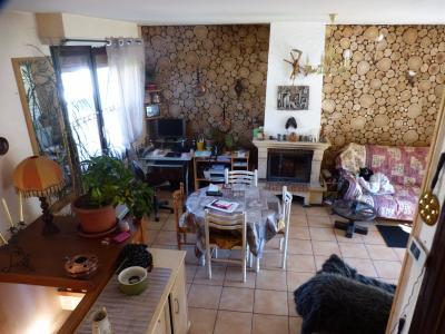 Vue: Proche LESTELLE-BETHARRAM - Vente Maison 3 chambres, Proche LESTELLE BETHARRAM - Vente Maison 3 chambres avec Vue Pyrénées