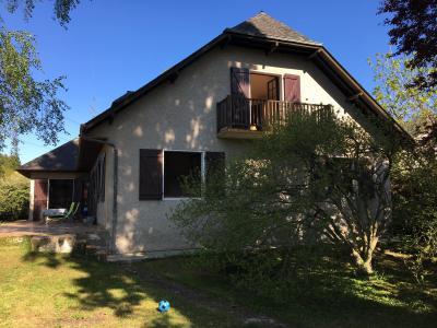 Vue: Proche NAY - Vente Grande maison 3 chambres, Proche NAY - Vente Maison familiale - Beaux volumes, vue Pyrénées