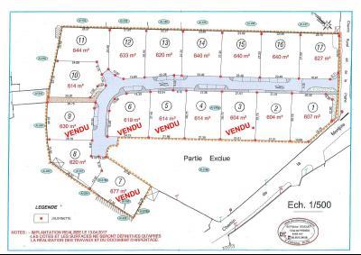 Vue: NAY - Vente Terrains viabilisés en lotissement, NAY - Vente Terrains constructibles viabilisés en lotissement