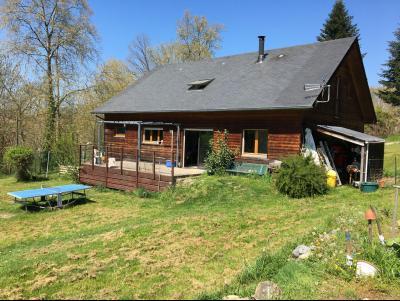 Proche NAY - Vente Maison récente en bois avec 4 chambres au calme Agence immobilière Libre-Immo, Pyrénées-Atlantiques, à Nay et Pau
