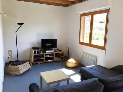 Vue: Proche NAY - Vente maison ossature bois au calme avec superbe vue Pyrénées, Proche NAY - Vente Maison récente en bois avec 4 chambres au calme