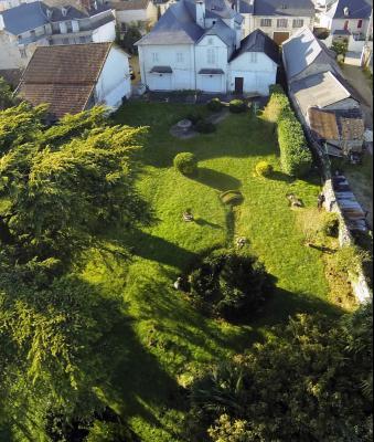 Proche NAY - Vente belle béarnaise et ses dépendances Agence immobilière Libre-Immo, Pyrénées-Atlantiques, à Nay et Pau