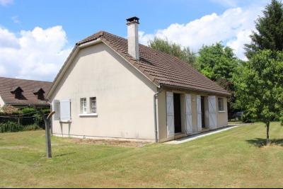 Vue: BORDES - Vente Maison 3 chambres sur 1000 m² de terrain, BORDES - Vente Maison type 4 de plain pied - Garage - Terrain