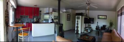 Vue: NAY - Vente Maison T3-T4 avec sous-sol complet, NAY - Vente Maison au calme rénovée de type T3/T4 sans vis à vis