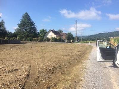 Vue: Proche BORDES - Vente Terrain hors lotissement, Proche Bordes - Vente terrain constructible au calme hors lotissement