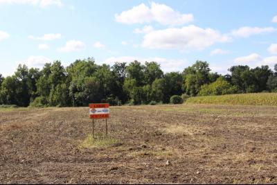 Vue: Entre NAY et PAU - Vente terrain viabilisé, Entre NAY et PAU - Vente terrain de 986 m²