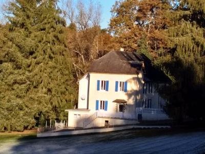 Vue: Proche SOUMOULOU - Vente Maison ancienne atypique rénovée avec 1 hectare de terrain, Proche SOUMOULOU - Vente Bâtisse ancienne rénovée avec dépendances sur 1 hectare