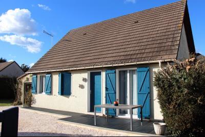 Vue: NAY - Maison 3 chambres au calme, NAY - Vente Maison de 80 m² de plain pied -en parfait état - Secteur très calme