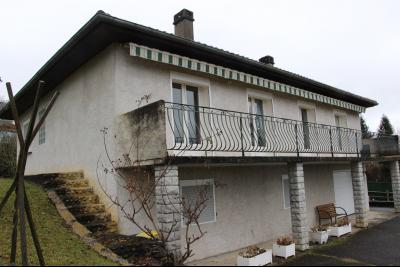 Vue: Proche BORDES - Vente Maison 3 chambres avec garage, Proche BORDES - Maison de 102 m² sur un jardin de 1157 m²