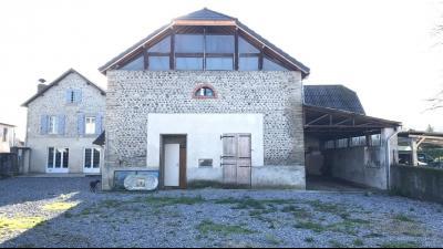 Proche PAU - Vente Maison en galets avec sa superbe grange en très bon état Agence immobilière Libre-Immo, Pyrénées-Atlantiques, à Nay et Pau