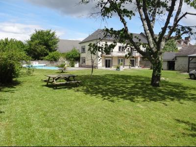 Entre Nay et Bordes - Vente en exclusivité maison 5 chambres avec piscine et Vue Pyrénées Agence immobilière Libre-Immo, Pyrénées-Atlantiques, à Nay et Pau