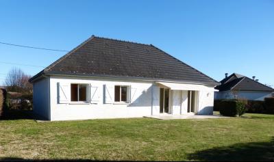 NAY - Vente Maison T4 de plain pied proche des commodités Agence immobilière Libre-Immo, Pyrénées-Atlantiques, à Nay et Pau