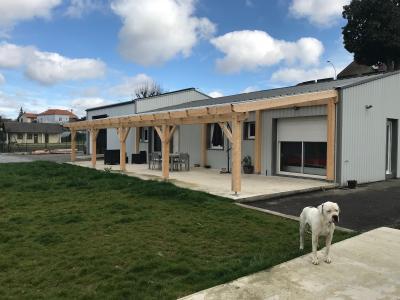 Maison 4 pièce(s)  de 150 m² env. , Agence immobilière Libre-Immo dans la région Pyrénées-Atlantiques à Nay et Pau