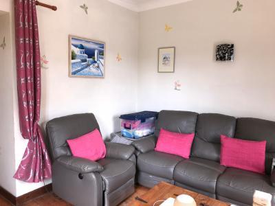 Vue: NAY - Vente Appartement 2 chambres au rez-de-chaussée avec terrasse et jardin, NAY - Vente Appartement de 75 m² au rez-de-chaussée avec terrasse et jardin
