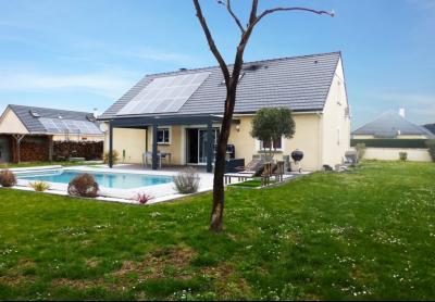 BORDES - Vente Maison neuve type T5 avec pergola et piscine Agence immobilière Libre-Immo, Pyrénées-Atlantiques, à Nay et Pau