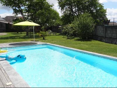 Vue: Entre Nay et Bordes - Vente maison 5 chambres avec piscine et Vue Pyrénées, Entre Nay et Bordes - Vente Maison 5 chambres avec piscine et Vue Pyrénées