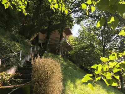 Vue: Sud de Nay - Vente Maison atypique 2 chambres et 1 bureau avec vue Montagne, Sud de Nay - Vente Maison T3 atypique avec vue Montagne