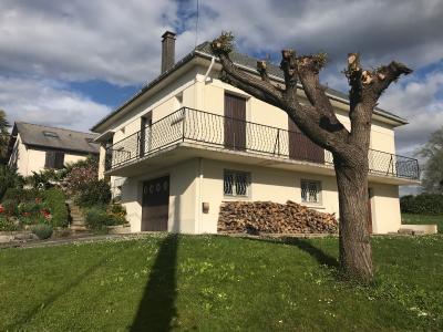 Vue: Entre NAY et BORDES - Vente Maison des années 70 au fort potentiel avec vue Pyrénées, Entre NAY et BORDES - Vente Maison des années 70 au fort potentiel avec vue Pyrénées