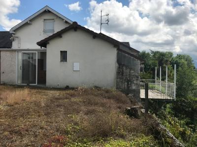 Vue: NAY - Vente Maison 3 chambres - Petit jardin vue Pyrénées, NAY - Vente Maison 3 chambres - Petit jardin vue Pyrénées