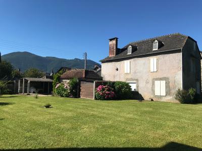 Proche NAY - Vente maison béarnaise au fort potentiel Agence immobilière Libre-Immo, Pyrénées-Atlantiques, à Nay et Pau