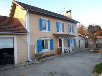 Maison SAUVAGNON, Agence Immoblière à Nay et Pau, Libre-Immo, Pyrénées-Atlantiques