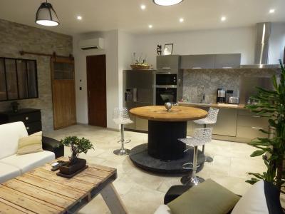 Vue: PAU Hyper Centre- A vendre- Appartement T3-Séjour 2, PAU HYPER CENTRE, Magnifique appartement T3, garage + cave