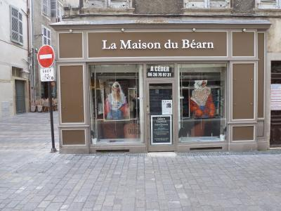 Vue: PAU HYPER CENTRE- Local commercial, EXCLUSIVITÉ PAU HYPER CENTRE, Bail commercial, idéalement situé à deux pas du quartier du Château